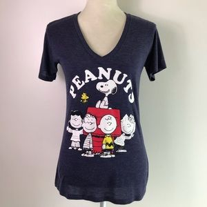 Mighty Fine Peanuts Graphic Tee -G6